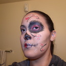 Halloween/day of the dead Looks
