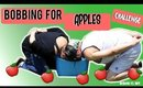 BOBBING FOR APPLES CHALLENGE!