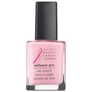 Avon Nail Pro Enamel in Pink Power
