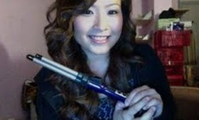 Review: Infiniti by Conair - YOU Wrap and Wave Styler