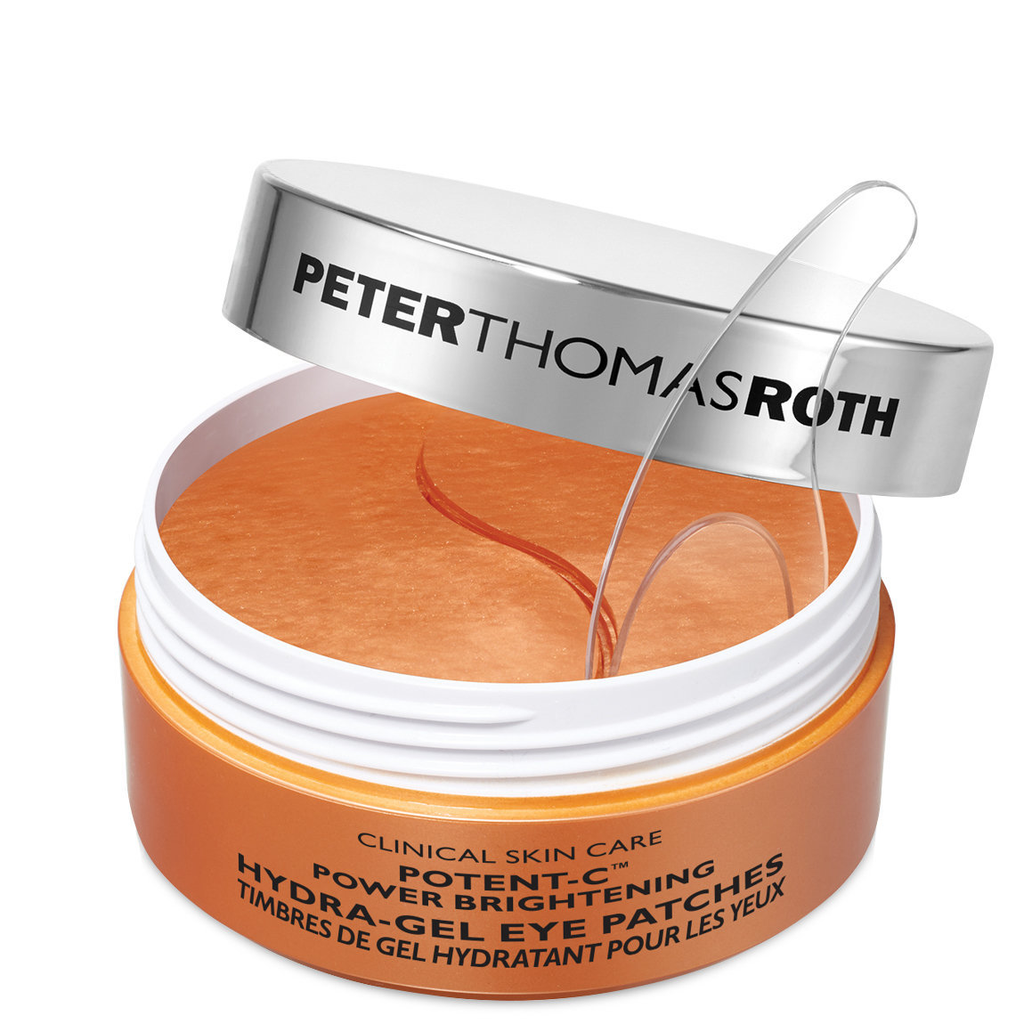 Peter Thomas Roth Potent-C Power Brightening Hydra-Gel Eye Patches alternative view 1 - product swatch.