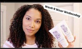 Wash N Wear Wednesday | Briogeo Curl Charisma Line