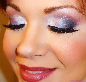 A look inspired by one of my favorite gemstones :-)  For more info, please visit: http://www.vanityandvodka.com/2013/05/moonstone.html xoxo! Colleen
