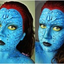 Mystique From X-Men Inspired !