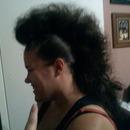 Rocker Hair