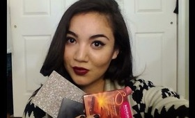 HUGE fall 2013 makeup haul - Sephora, MAC, drugstore