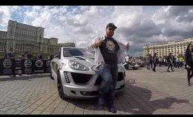 My Gumball3000 in Bucharest
