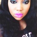 Smokey Pink lip