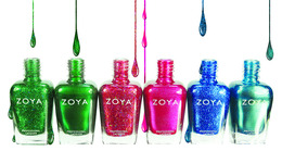 Zoya Holiday 2011 Gems & Jewels Collection