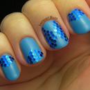 Blue Glequins