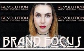 MAKEUP REVOLUTION Brand Focus | LetzMakeup