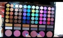 Shany Cosmetics 78 Color Palette Review
