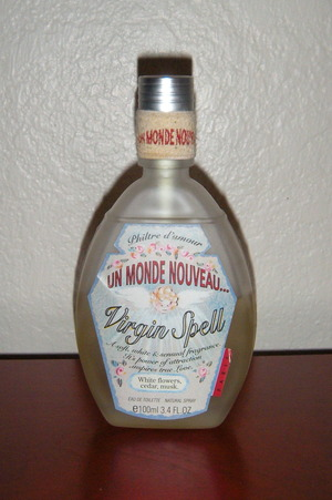 My Favorite French Discontinued Fragrance :(