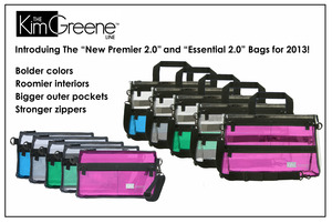 The new 2.0 Premier and 2.0 Essential bags!