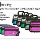 The Kim Greene Line bags