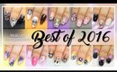 Nail art compilation 5: Best of 2016