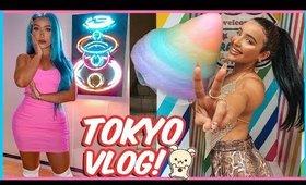 MY FIRST TIME IN TOKYO (vlog) | AMANDA ENSING