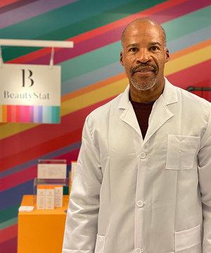 BeautyStat founder Ron Robinson