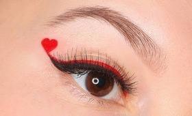 Valentine's Day Makeup Hurt