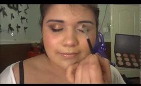 Spring/Summer Eyeshadow Tutorial with Melanie
