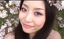 Japanese Cherry Blossom Makeup vol.2