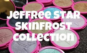 Jeffree Star Skin Frost Collection, Review and Demo!