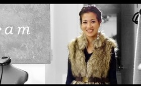 What to wear with a Faux Fur Vest
