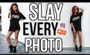How To Look Good In EVERY Photo + Instagram Tips 2017