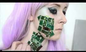 klaaqu.com: electro circuit makeup