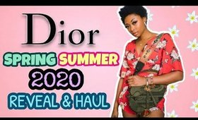 LUXURY: Dior Spring Summer 2020 Reveal & Haul