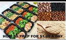 FULL WEEK OF MEAL PREP FOR $1.00/MEAL & UNDER 400 CALORIES
