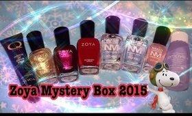 Zoya Mystery Box 2015 (Cyber Monday)