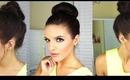 3 Bun Hairstyles | in Under 5 Minutes
