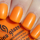China Glaze Orange You Hot?