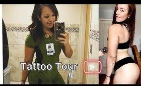 Inked RN: Tattoo Tour