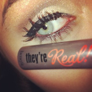 One of my favorite mascaras
