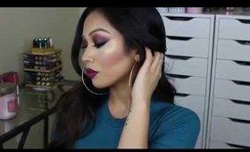 Fall Makeup Tutorial Collab w/ ReadySetGlamour!
