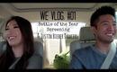 WE VLOG #01: Battle of the Year Screening & Justin Bieber Dancers