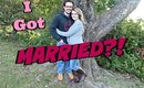 I Got Married!  Coming Back to Youtube!