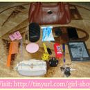What's on your bag?