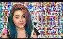 Makeup Rulez: Episode 3 Makeup Brush vs Beauty Blender (NoBlandMakeup)