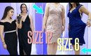 Size 6 & Size 12 Try On CHEAP Prom Dresses !!