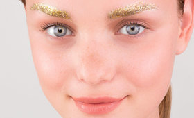 Make Your Brows Sparkle! 2 Easy DIYs