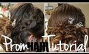 How To: Prom | Graduation Hair Tutorial | Cintia Reeves