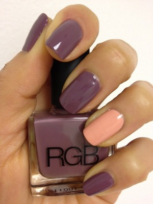 """All polishes in the line are """"five free,"""" meaning they're made without five of the most common nail polish toxins and irritants (formaldehyde, toulene, DBP, formaldehyde resin, and camphor)"""
