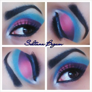 Follow my make up on Instagram..