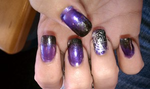witchy nails