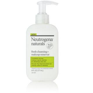 Neutrogena Naturals neutrogena naturals fresh cleansing + make up remover