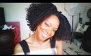 How I Blend Natural Hair w/Synthetic Hair Step by Step | Model Model Yutoya