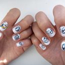 Meme Nails fastpainting :/